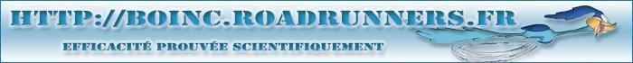 bannière du site des RoadRunners.fr